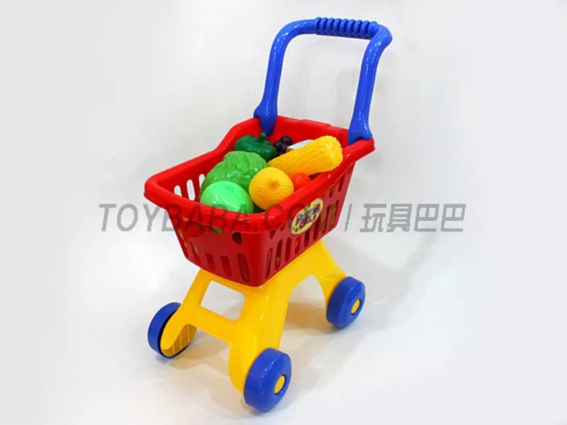 Large fruit car No.:610