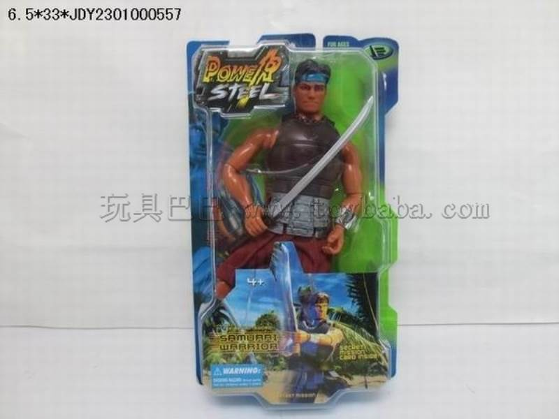 Max steel Japanese samurai warrior No.:10012