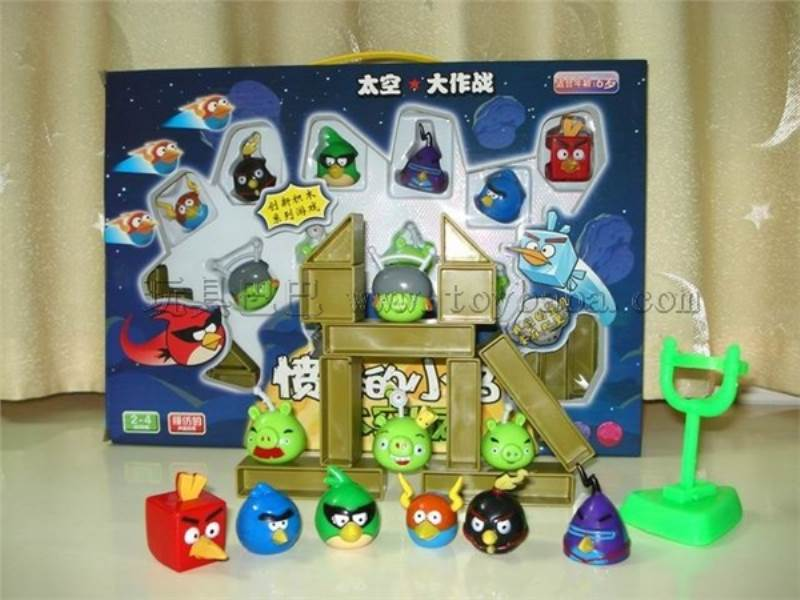 Angry Birds Space catapult castle No.:289