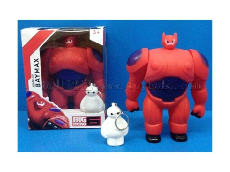 Baymax with light No.:AD21-2