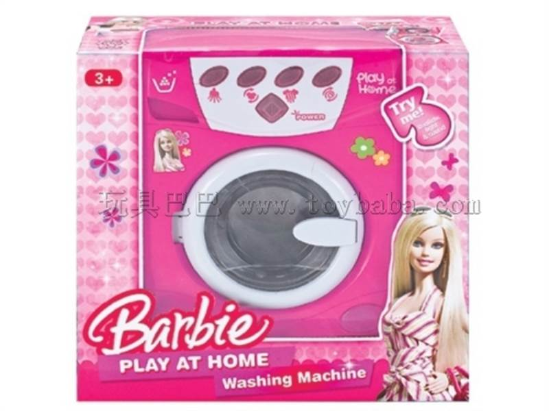 Barbie washing machine No.:26132BA