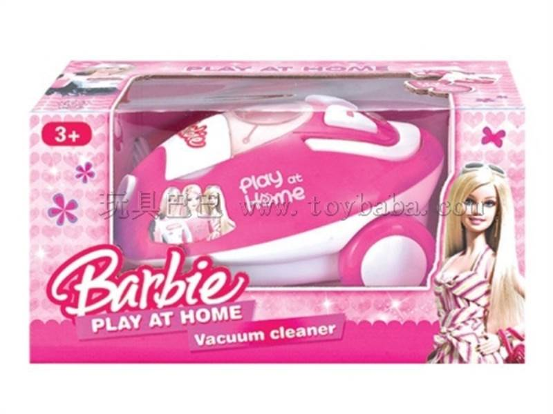 Barbie vacuum sweeper No.:26133BA