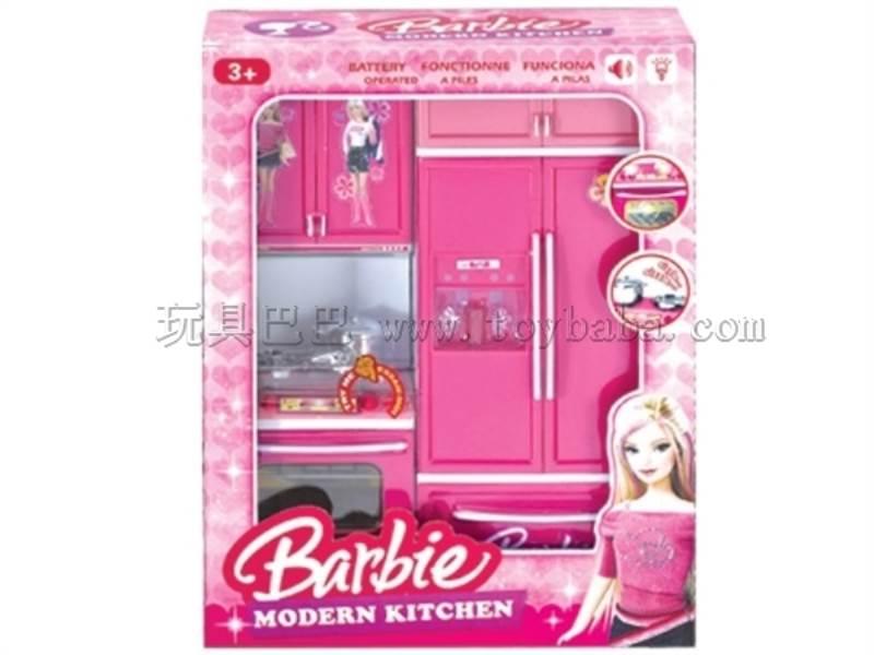 Barble kitchen set No.:QF26212BA
