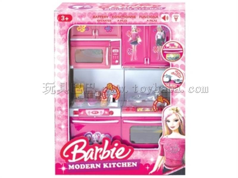 Barble kitchen set No.:QF26213BA