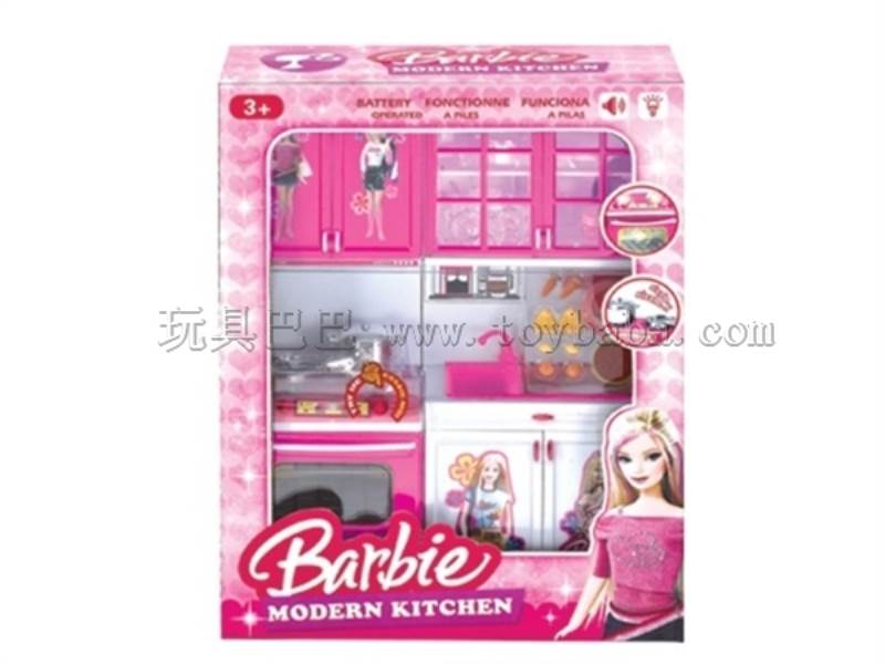 Barble kitchen set No.:QF26214BA