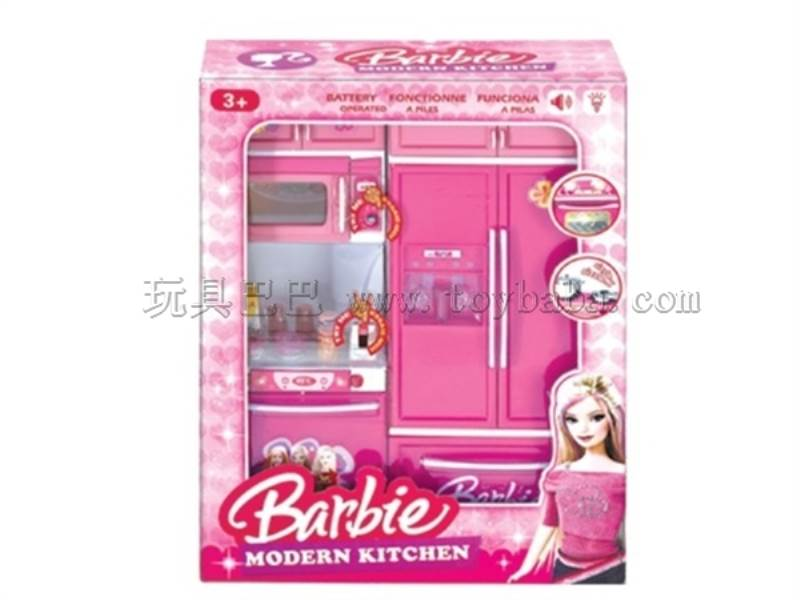 Barble kitchen set No.:QF26215BA