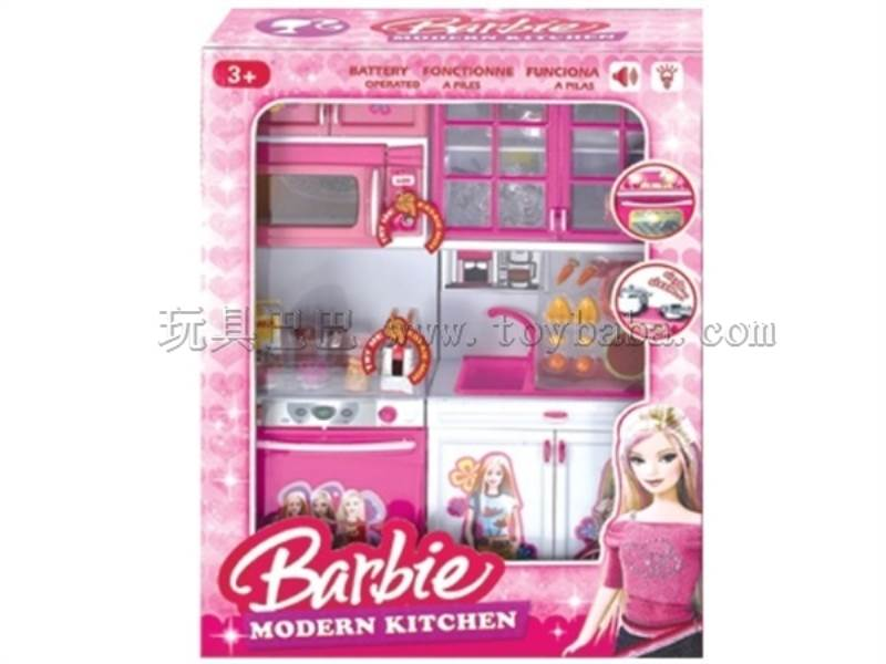 Barble kitchen set No.:QF26216BA