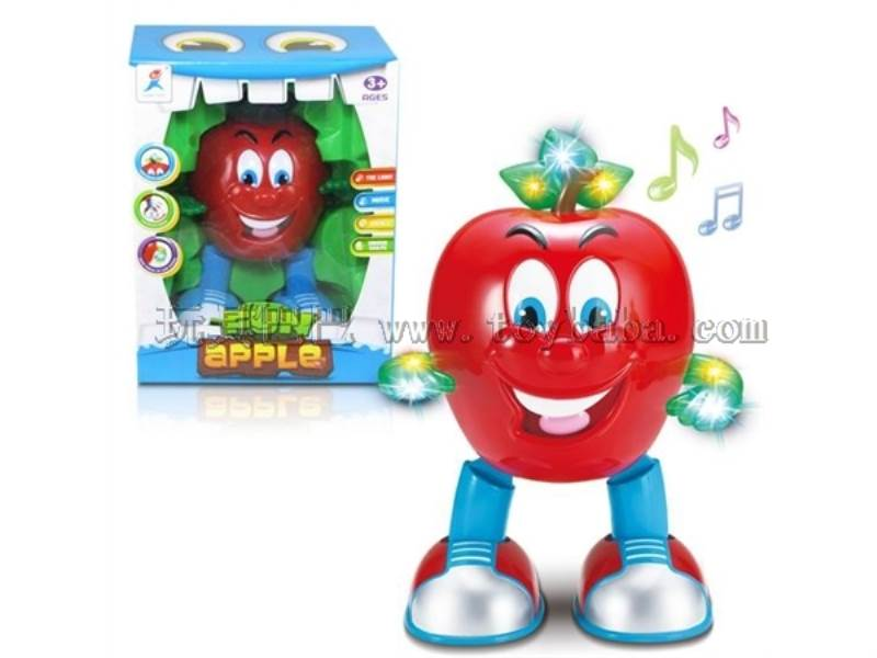 Battery operated dancing robot No.:99666