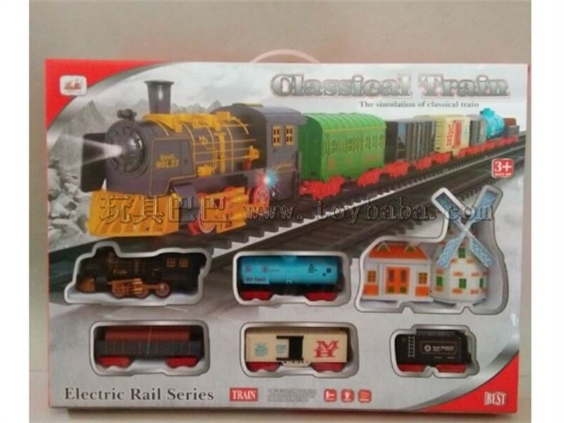 Battery operated railway train No.:6299-92