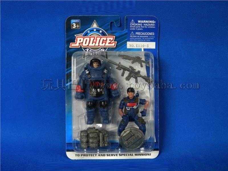 POLICE DEPARTMENT SERIES No.:E110-5