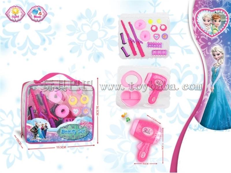 Snow and ice air colors small gift box set No.:BX-715