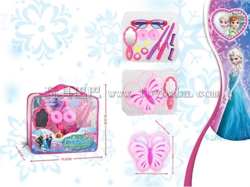 Snow and ice colors butterfly box gift box package No.:BX-714