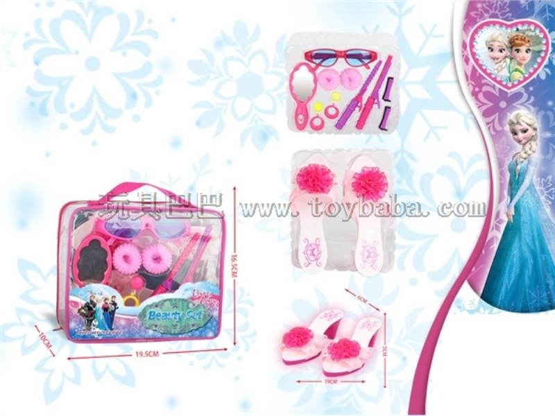 Snow and ice colors shoes box set No.:BX-713