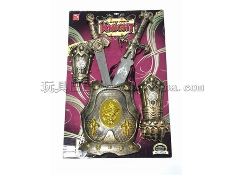 Bronze jian (IC) + 2 bronze armor + hand 2 No.:K155-35
