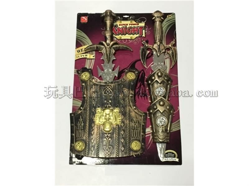 Bronze sword + bronze armor + hand 2 No.:K155-32