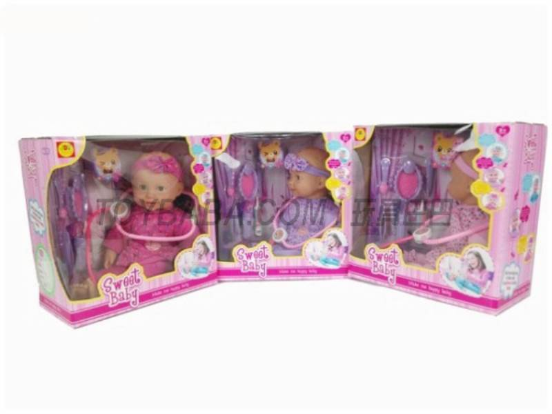 i16 i head move given medicines sick doll ( with Doctor )i No.:201007