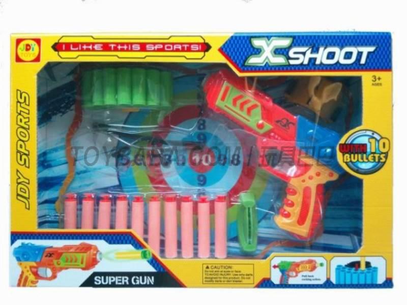 Soft Gun No.:801002