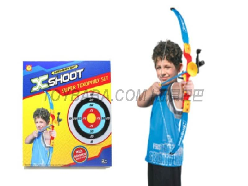 Bow and arrow set box No.:901023