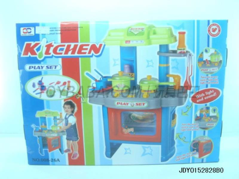 LIGHT AND SOUND kitchen units No.:008-26A