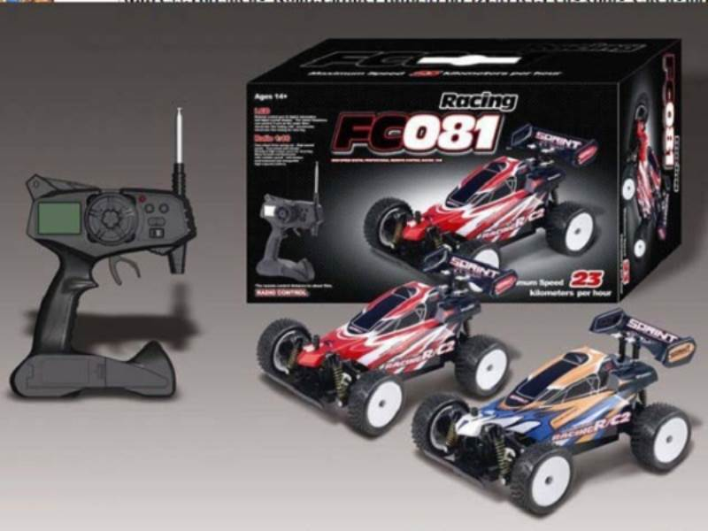 1:16 digital proportional model electric off-road vehicles No.:FC081