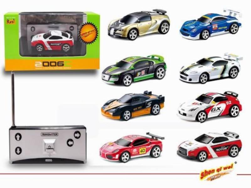 1:58 four-channel remote control mini car No.:2006C