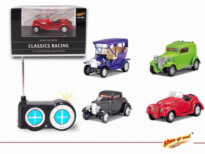 1:48 five-channel remote control classic cars No.:607