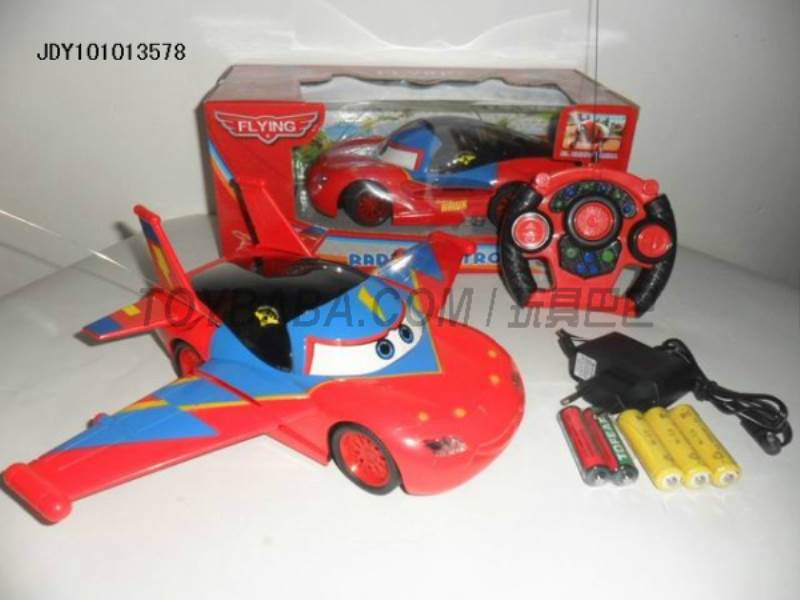 Planes McQueen Stone remote control cars ( including electricity ) No.:K6777-29C
