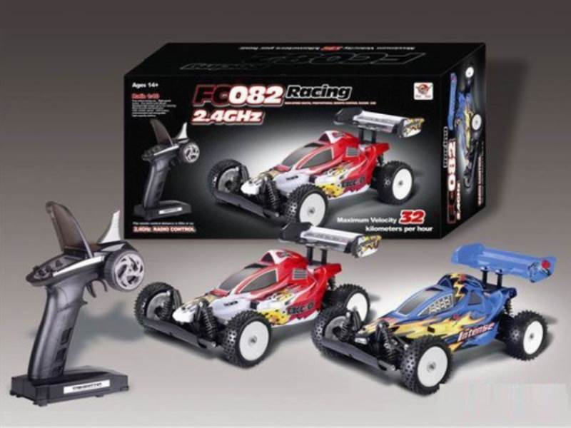 2.4G1: 10 -speed remote control car king No.:FC082