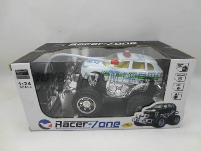 Stone light off-road remote control car (without including electricity) No.:399A-12