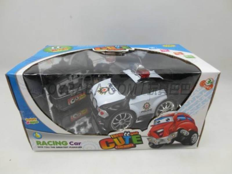 Stone cartoon remote control car (including electricity + charger) No.:399B-1
