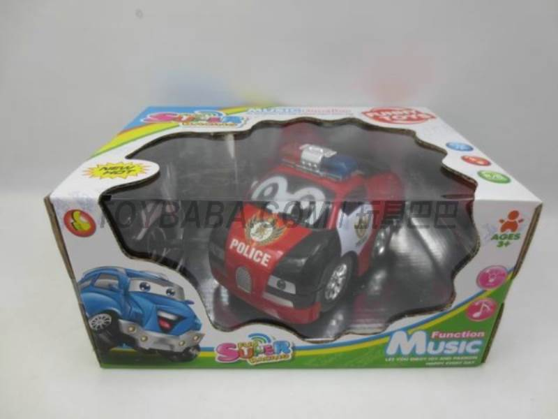 Stunt simulation remote control car ( no packet of electricity ) No.:2014CD