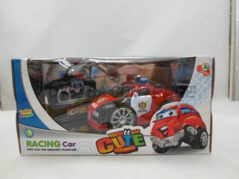 Stone cartoon remote control car (without including electricity) No.:399B-2