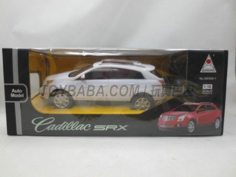 1:18 Cadillac ( without package electric charge ) No.:300320-1