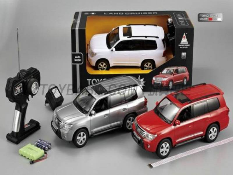 1:16 Toyota Rand Road Chak cool(without package electric charge) No.:300322-1
