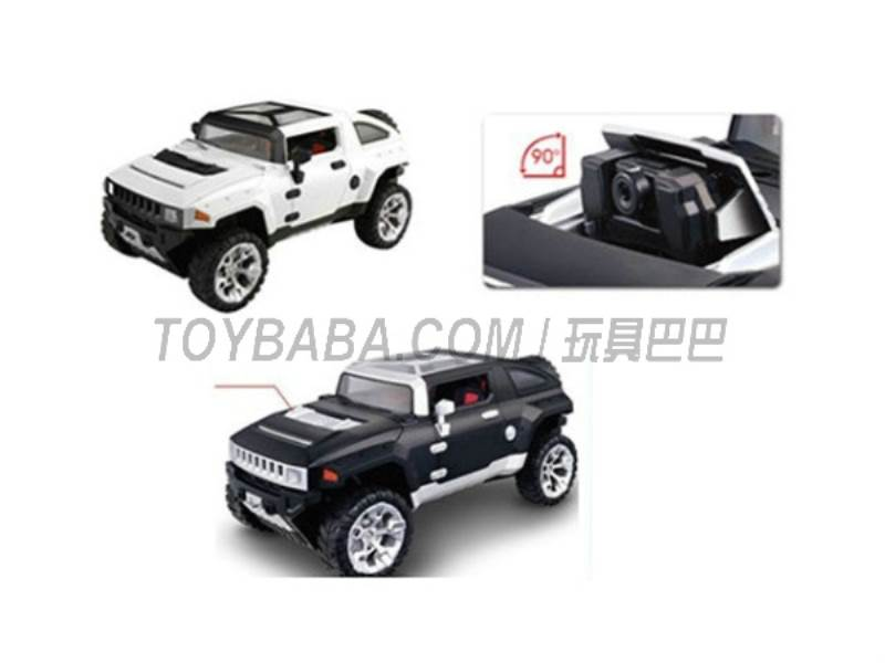 WIFI Remote with photography spy car ( front and rear left and right ) No.:GT330C