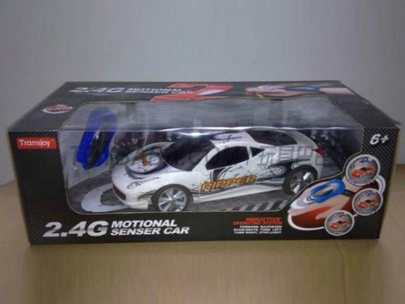 1:16 manual remote control car (2.4G) No.:T2011A