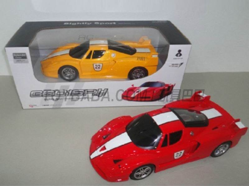 1:18 Stone remote control car with charger No.:G2016R
