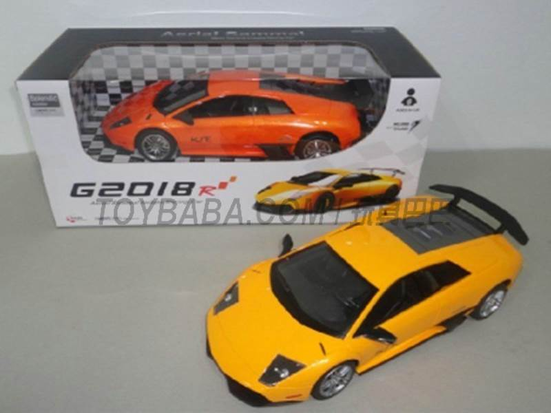 1:18 Stone remote control car with charger No.:G2018R