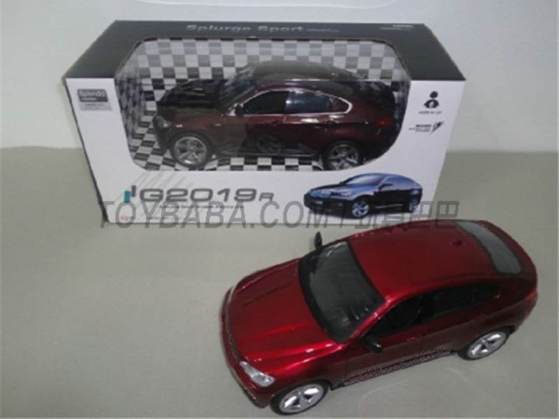 1:18 Stone remote control car with charger No.:G2019R