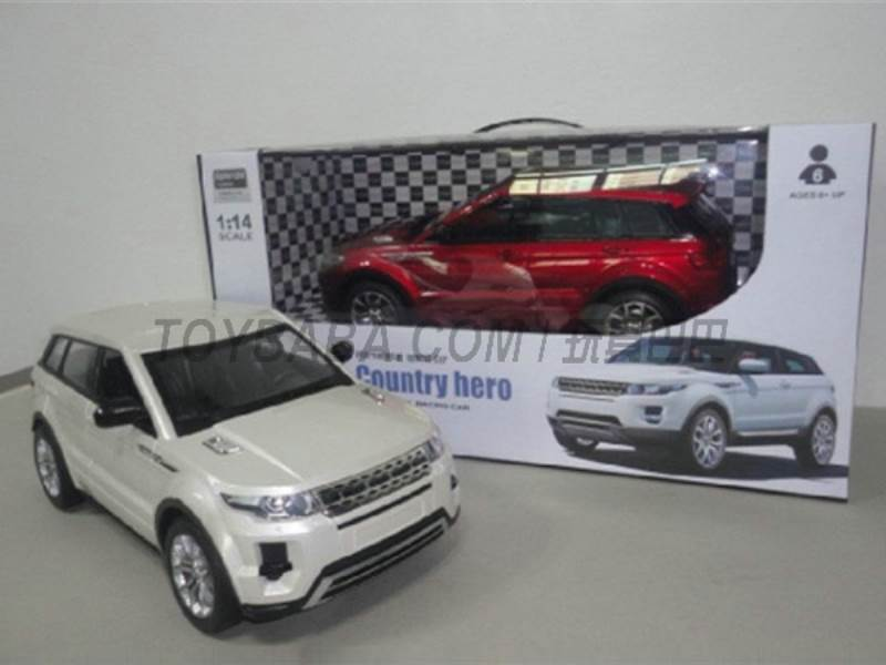 1:14 Stone remote control car with charger No.:G2022R