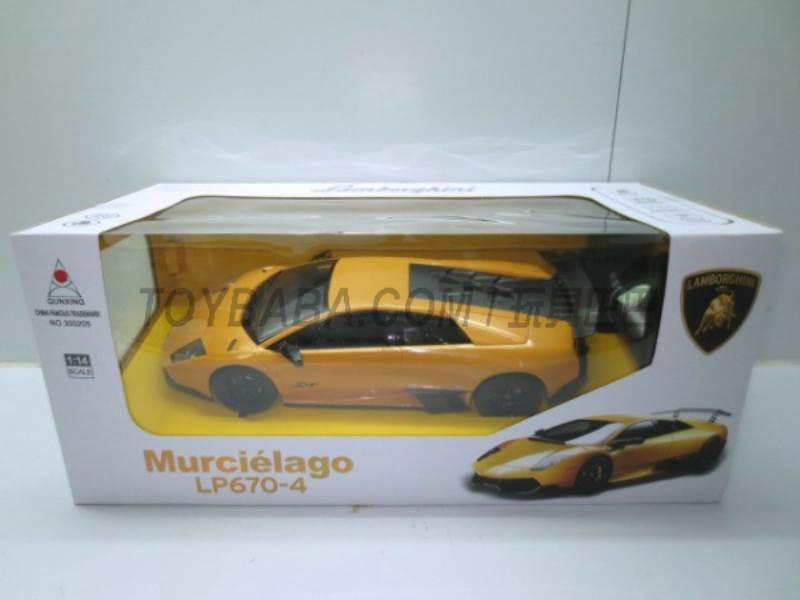 1:14 Lamborghini 670 (body 5AA remote control 2AA) No.:300205