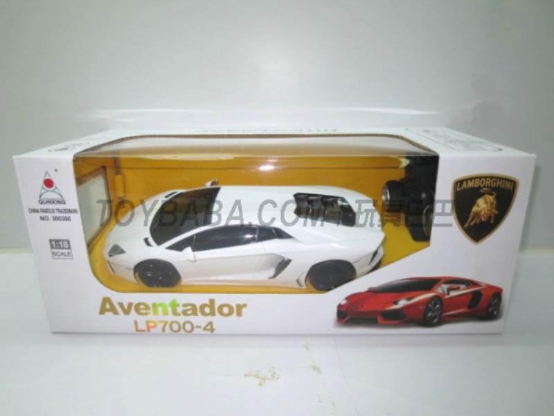 1:18 Lamborghini 700 (body 4AA remote control 2AA) No.:300306
