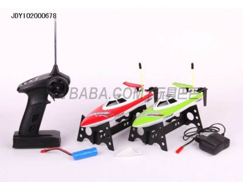 Remote control boats (red green) No.:FT008