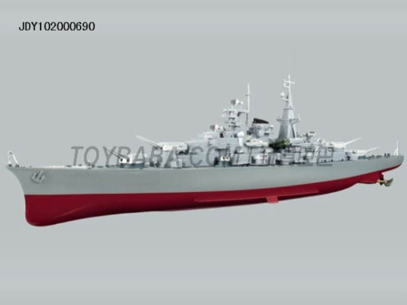 1 : 360 model series remote battleship No.:HT-3827A