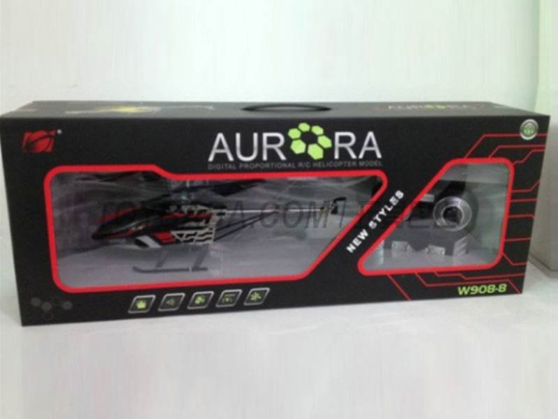 3.5-channel remote control helicopter No.:W908-8
