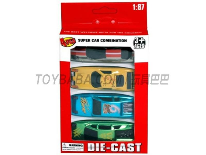 3-inch sliding car No.:89004