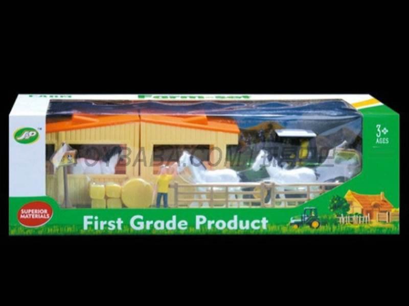 Boxed sets of sliding farmer car Farms No.:JC815