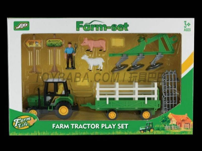 Boxed sets of sliding farmer car Farms No.:JC831