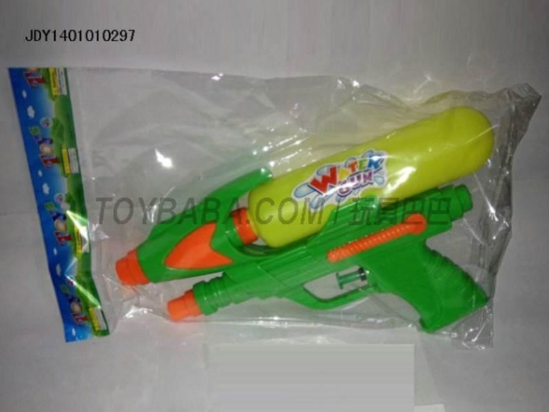 Double nozzle single bottle solid color water gun ( two color mix) No.:304