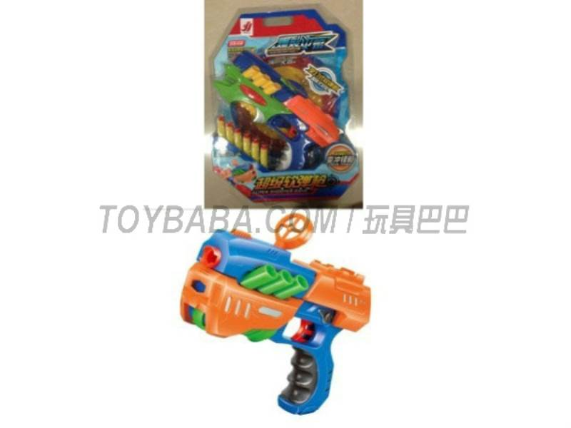 NRK soft bullet gun ( 2 mix ) No.:5801